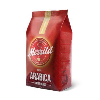 Kafijas pupiņas Merrild 1kg