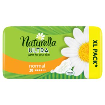 Hig.paketes Naturella Ultra Normal Duo 20gb