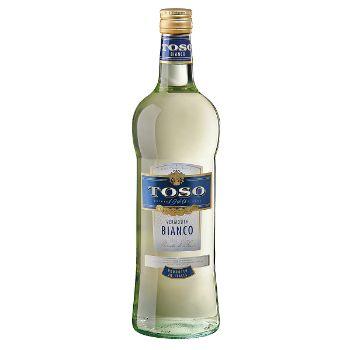 Vermuts Toso Bianco 14.8% 1l