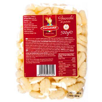 Kartupeļu klimpas Pasta Zara 500g