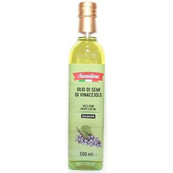 Eļļa Santolino vīnogu kauliņu 0.5l