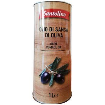 Olīveļļa Pomace Santolino bundža 1l