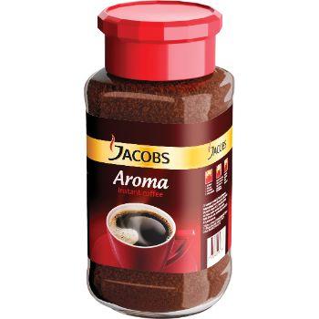 Kafija šķīstošā Jacobs Aroma 100g