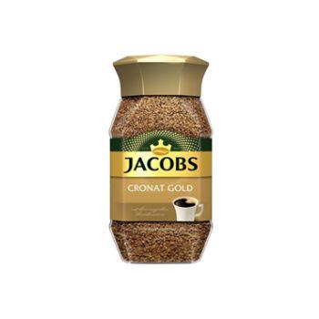 Kafija šķīstošā Jacobs Cronat Gold 100g