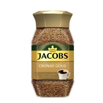Kafija šķīstošā Jacobs Cronat Gold 200g