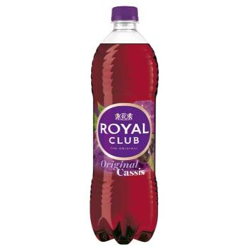 Dzēriens Cassis Royal Club 1l