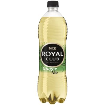 Dzēriens Ginger Ale Royal Club 1l