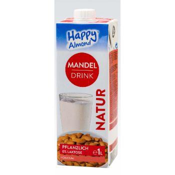 Dzēriens Happy mandeļu 1l