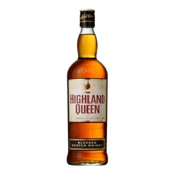 Viskijs Highland Queen 40% 0.7l