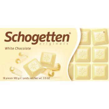 Šokolāde Schogetten baltā 100g