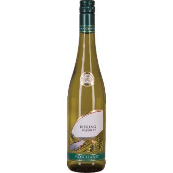 Vīns B.Moselland Riesling Kabinett 8% 0.75l