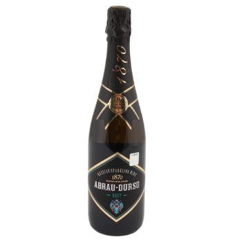 Dzirkstošais vīns Abrau Durso brut 12% 0.75l