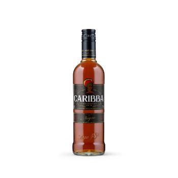Rums Caribba Negro 37.5% 0.7l