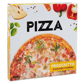 Pica ar šķiņķi un papriku Viči 300g