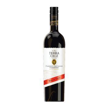 Vīns Terra Cruz cabarnet sauss 13% 0.75l