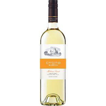 Vīns Castillo del Baron b. 10% 0.75l pussalds
