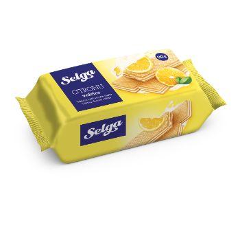 Vafeles Selga citronu 90g