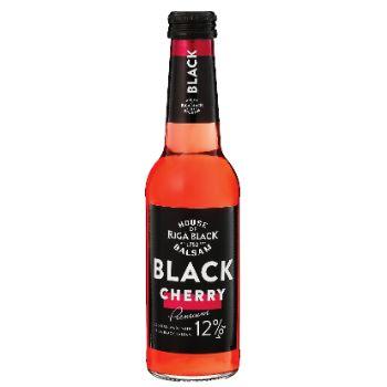 Alk.kokt. Black Balsam Cherry 12% 0.25l