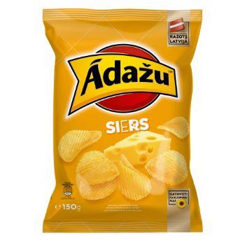 Čipsi Ādažu siera 150g