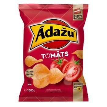 Čipsi Ādažu tomātu 150g