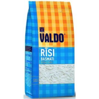 Rīsi Valdo Basmati fas. 500g