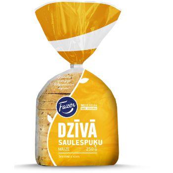 Maize Fazer dzīvā saulespuķu 250g