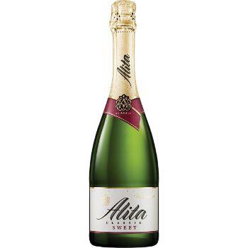 Dzirkstošais vīns Alita Sweet 11%  0.75l