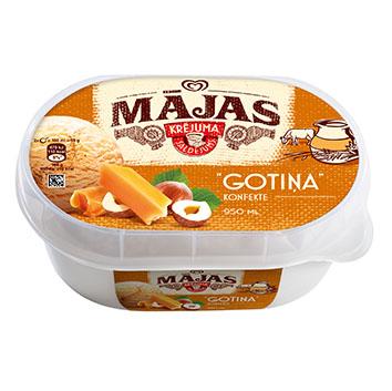 Saldējums Mājas Gotiņa 950ml/500g