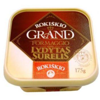 Kausētais siers ar cieto sieru Grand 175g