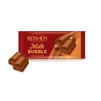 Šokolāde porainā piena Roshen 80g