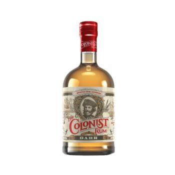 Rums Colonist Premium dark 40% 0.7l