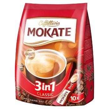 Kafija dzēriens Mokate 3 ini 1 Classic 17gx10