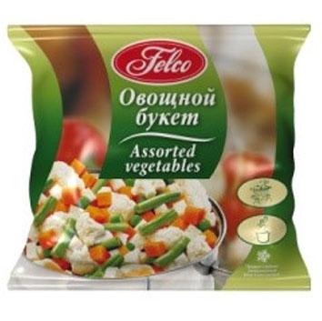 Dārzeņu MIX zupai Felco saldēts 400g