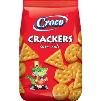 Krekeru Mikslis Crackers Croco sāļie 100g