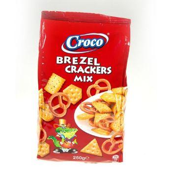 Cepumi Croco Brezel Cracker Mix 250g
