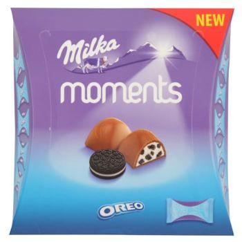 Šokolāde Milka Moments Oreo 92g
