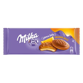 Cepumi Milka Jaffa orange 147g