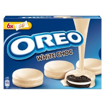 Cepumi Oreo White Choco Coverage 246g