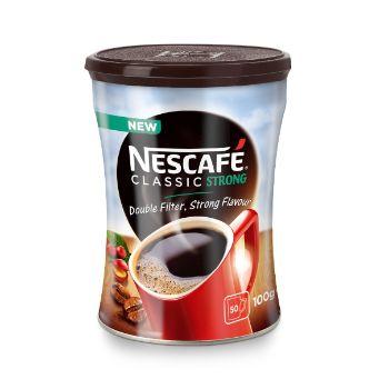 Kafija šķīstošā Nescafe Strong 100g
