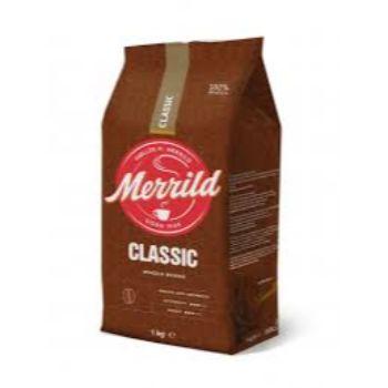 Kafijas pupiņas Merrild Classic 1kg