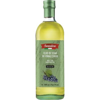 Eļļa Santolino vīnogu kauliņu 1l