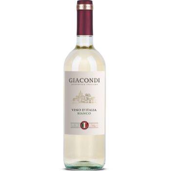 Vīns Giacondi Vino Bianco 11.5% 0.75l