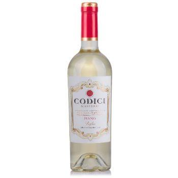Vīns Codici Fiano Puglia 12% 0.75l
