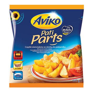 Kartupeļu daiviņas saldētas Pati Parts Aviko 600g