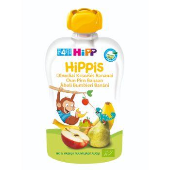 Pārtika bērniem BIO Hipp āboli un bumb. ar banāniem 100g