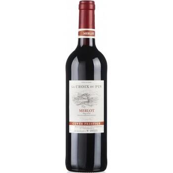 Vīns La Croix Du Pin Merlot 13% 0.75l