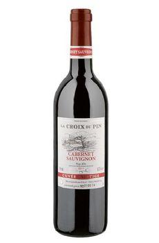 Vīns La Croix Du Pin Cabarnet 12.5% 0.75l