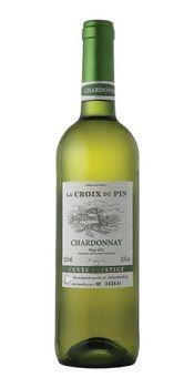 Vīns La Croix du Pin Chard. 11.5% 0.75l