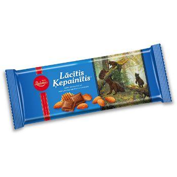 Šokolāde Lācītis Ķepainītis 200g