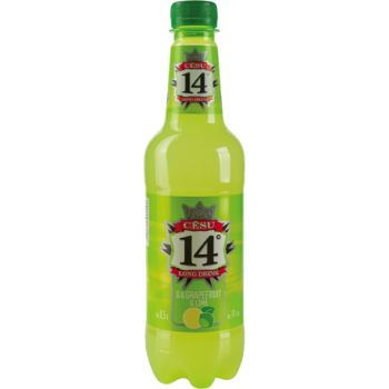 Alk.kokteilis Cēsu G&Lemon Lime 14% 0.5l